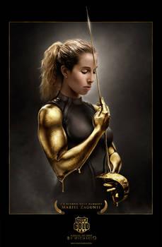 TEAM GOLD Mariel Zagunis 2