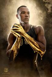 TEAM GOLD Bryan Clay 2 by MichaelO