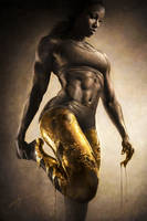 Carmelita Jeter by MichaelO