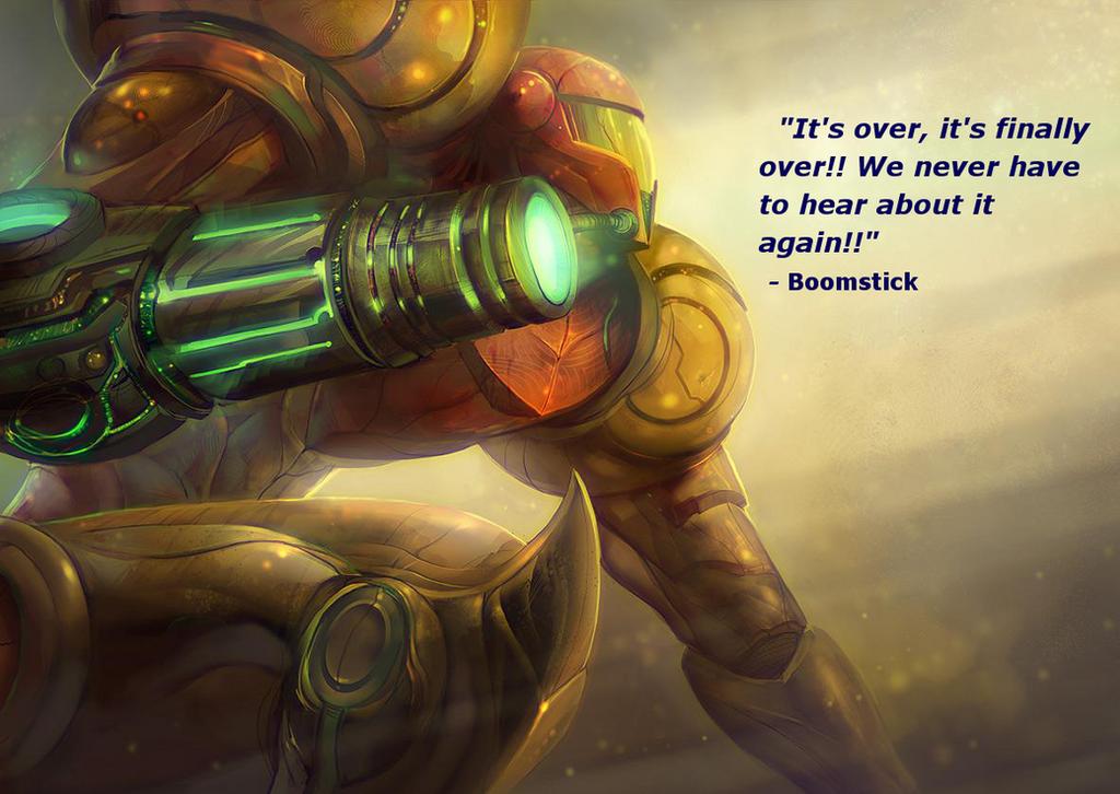 The Ecstasy of Samus Aran | Super Smash Brothers | Know Your Meme