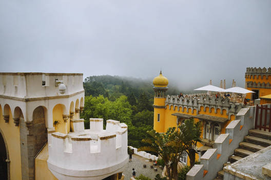 Postcard from Sintra,Portugal