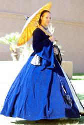 Beauty in Blue by Rauthskegg