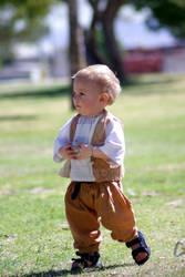 The Cute Little Boy