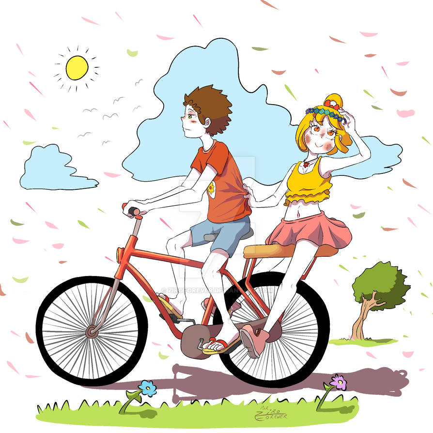Bicicleta by ZiroForever
