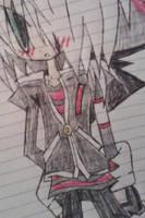 side sketch by vocaloid02fan