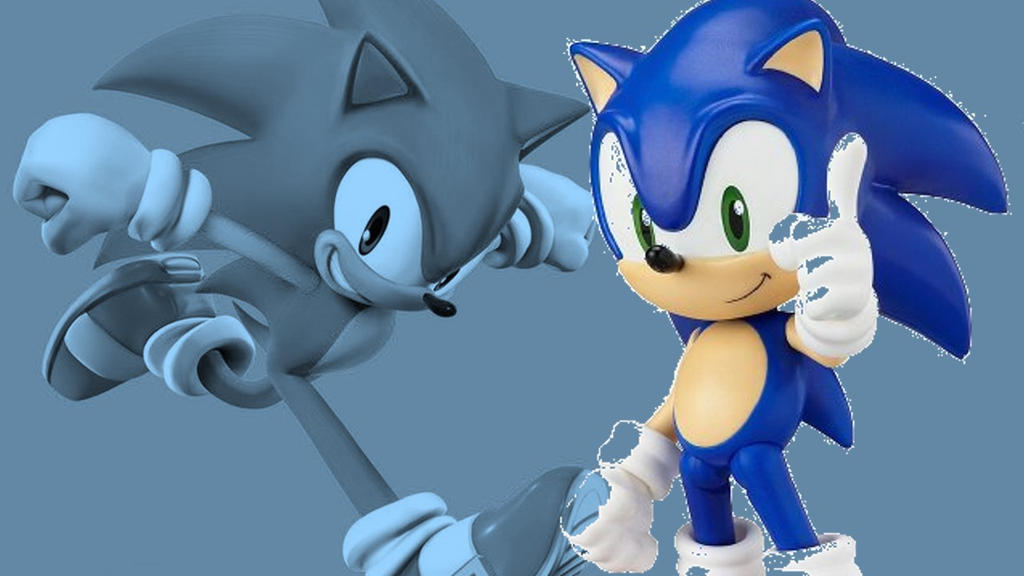 Super smash bros stop motion sonic by sonicchaos1000 on deviantart
