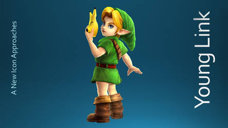 New Youtube Icon: Young Link by SonicChaos1000