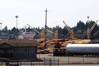 Lumber exports