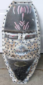Urban Tribal mask