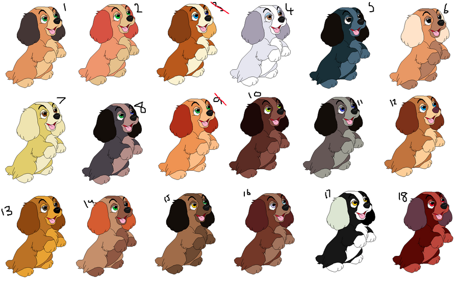 cocker spaniel puppy adoptables sold by