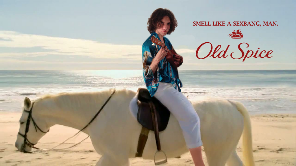 Danny Sexbang - Old Spice Commercial by EyebrowScar ...