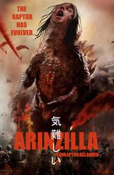 ARINZILLA - Game Grumps Movie Poster Parody by EyebrowScar