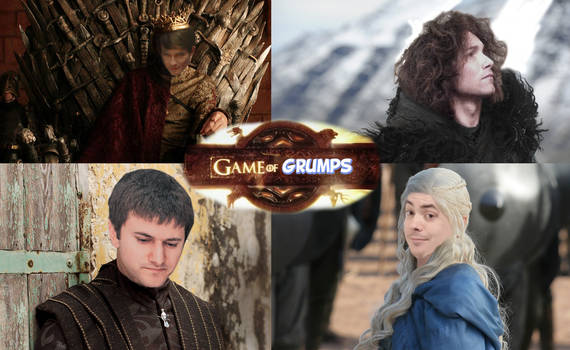 GAME OF GRUMPS - Game of Thrones / Game Grumps