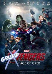 Grumpvengers - Age of Grep