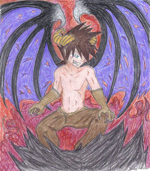 Halloween- Demon Gary
