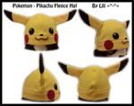 Pikachu Fleece Hat