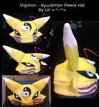 Kyuubimon Fleece Hat
