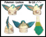 4th Gen - Leafeon Hat and Tail