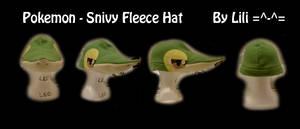 5th Gen - Snivy Hat by LiliNeko