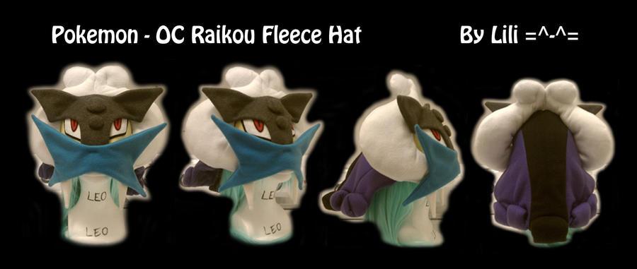 OC Raikou Hat by LiliNeko