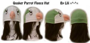 Quaker Parrot Hat