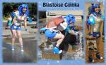 Blastoise Gijinka
