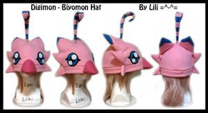 Digimon - Biyomon Hat