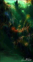 Sacred fantasy by bm