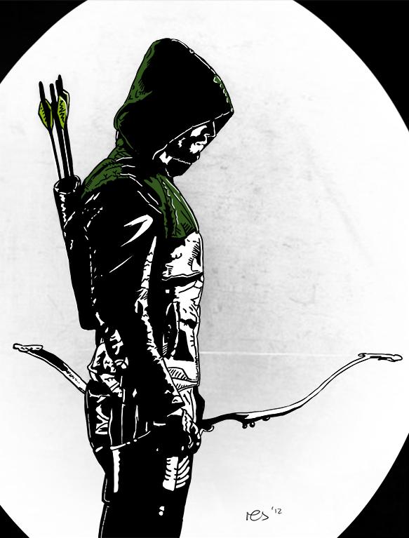 Arrow by resresres