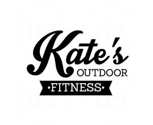 Kate's Outdoor Fitness Logo