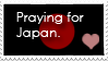 Praying - Stamp by xAssiduityx