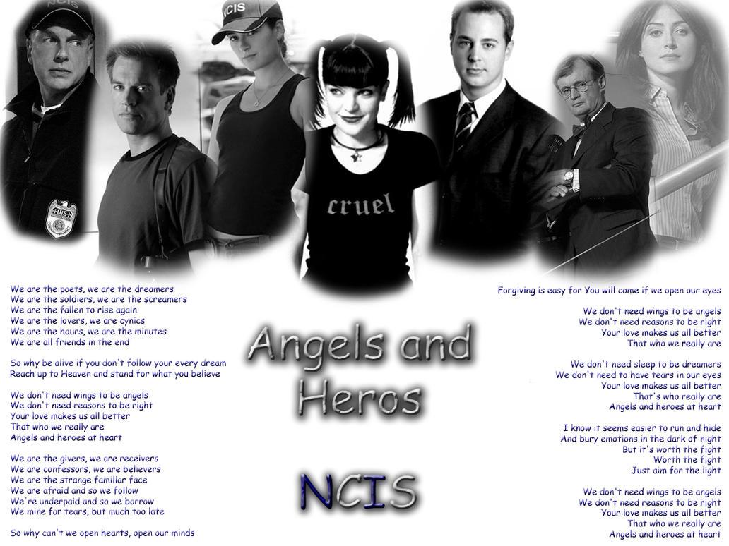 Tým - andělé a hrdinové