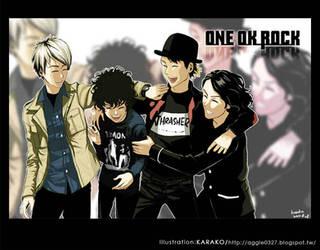 ONE OK ROCK by poi333p