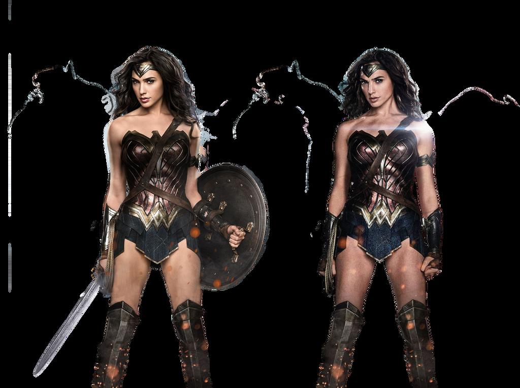 Wonder Woman from BvS in PNG by TamaraTashante on DeviantArt