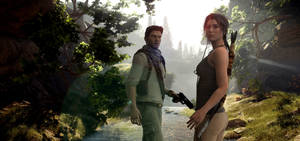 Lara x Drake by PedroAbecassis