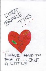 fixed broken heart