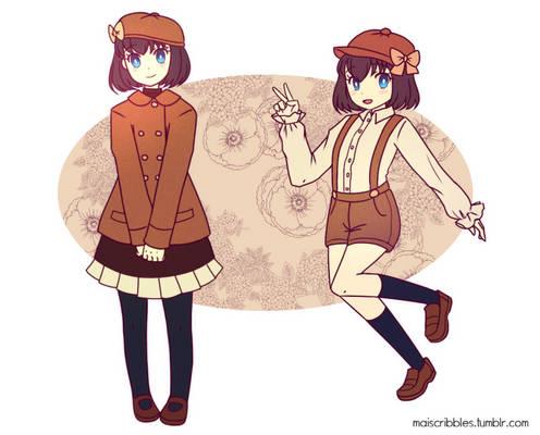[OCs] Vintagelike