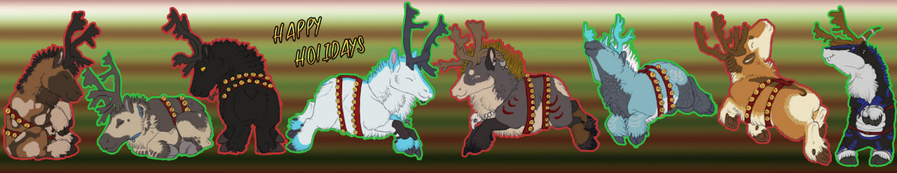 Happy Caribou Days from Ri
