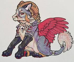 Riyoko Pre-Denfur Badge Ex.
