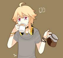 Coffee by SplendorPhoenix