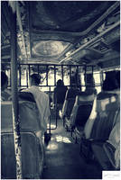 A Bus Ride by fahap