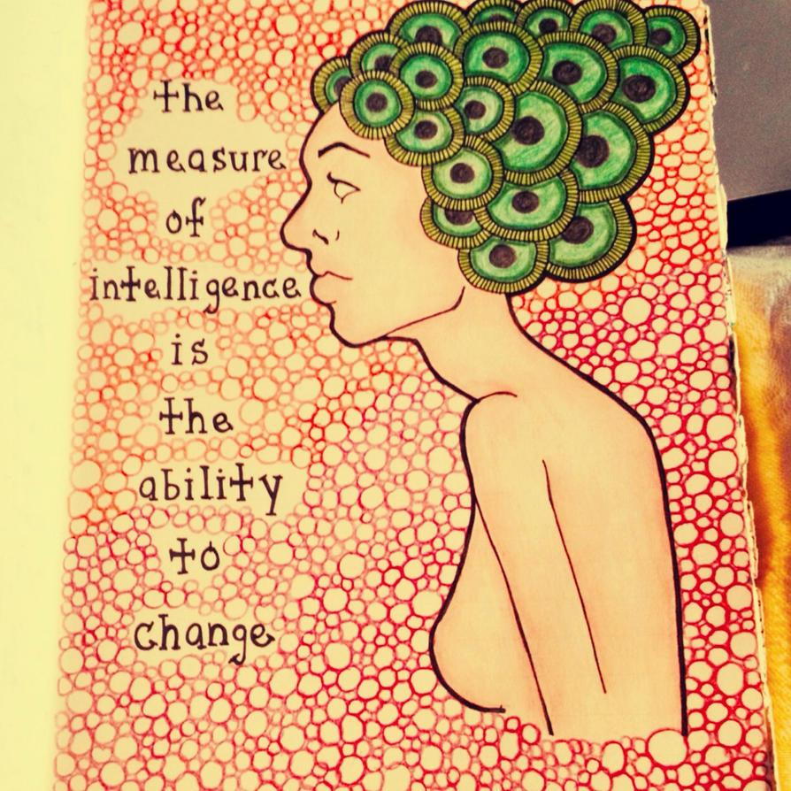 change. by dazzledust