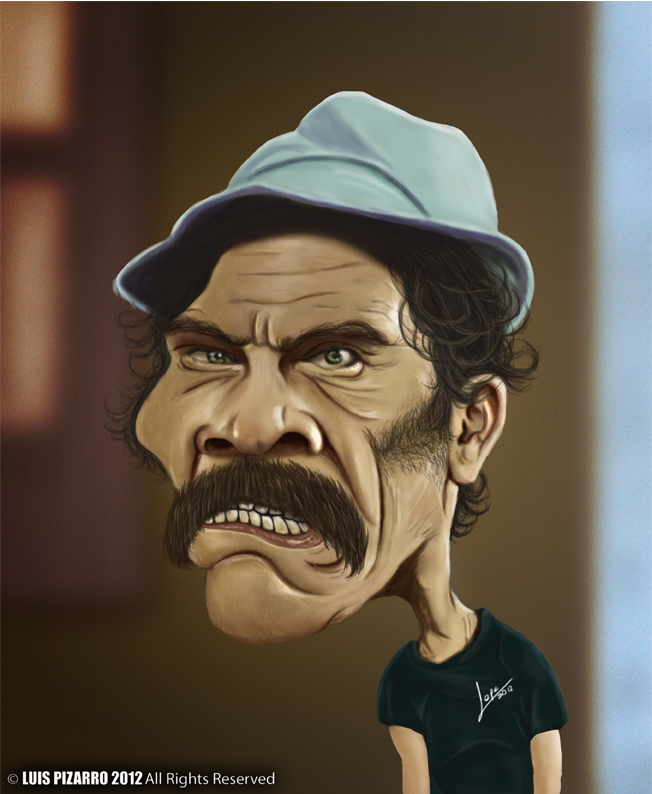 Don Ramon Wallpaper