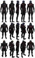 Mass Effect 2, Feron Reference.