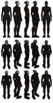 Mass Effect 2, Morinth - Model Reference.