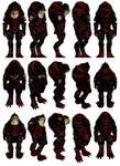 Mass Effect 2, Blood Pack Mercenary Reference.