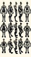 Mass Effect 2, Salarian Shadow Broker Mercenary