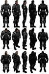 Mass Effect 3, Kaidan Reference.