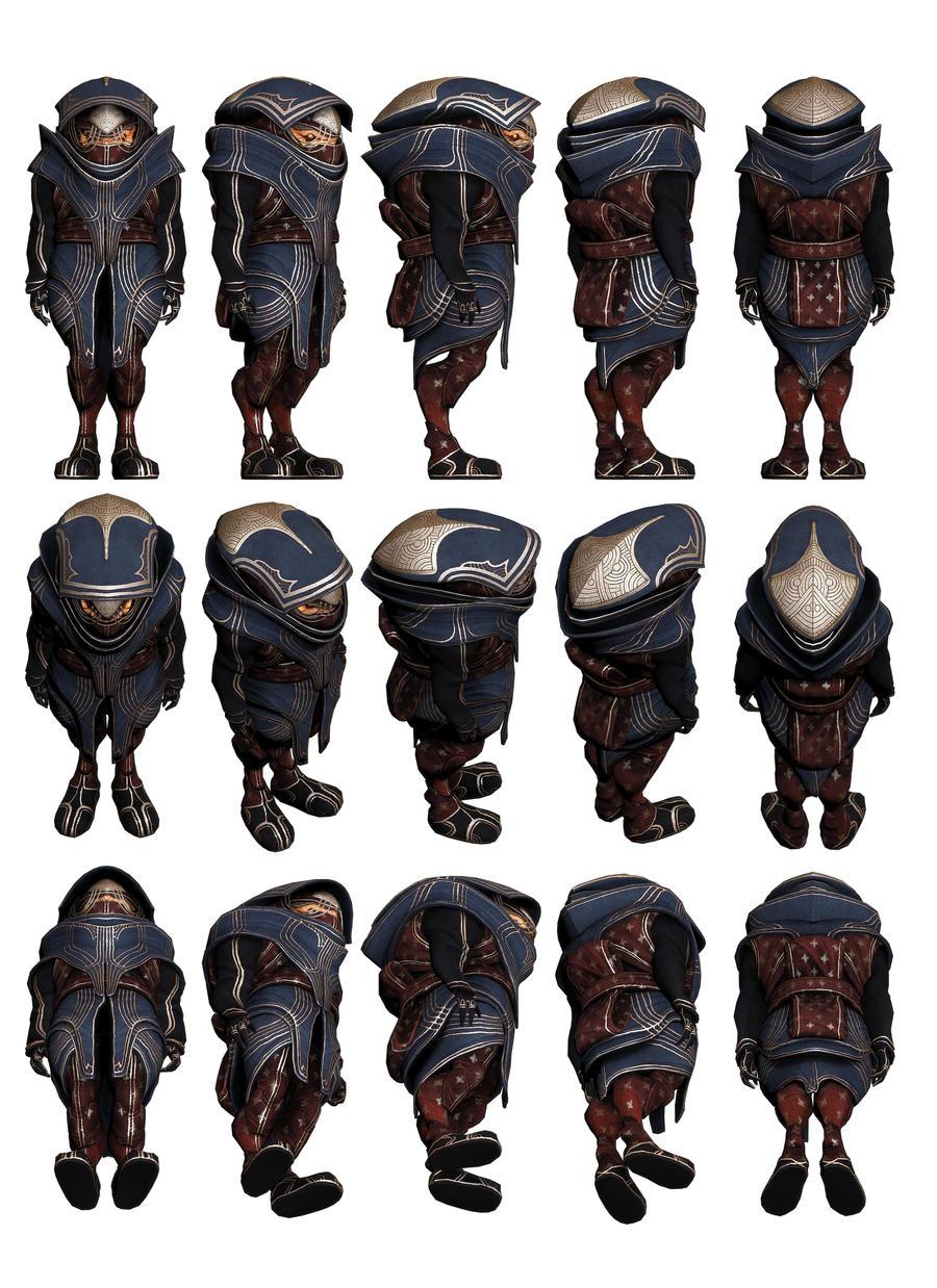 Mass Effect 3, Urdnot -Eve- Bakara Reference.