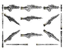 Mass Effect 3, M-13 Raptor Reference.